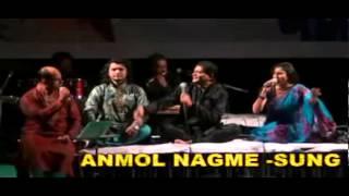 HAI AGAR DUSHMAN ZAMANA    ANMOL NAGME PRESENT BY ROCKY MUSICAL NITE 9825447876