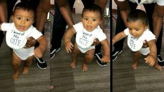 help ashad khaled learn to walk dj khaled snapchat