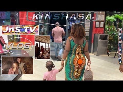Kinshasa Vlog / fast-food My New year 2021 🇨🇩
