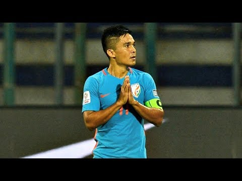 Sunil Chhetri Top 5 goals