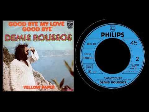 Demis Roussos  -Yellow Paper