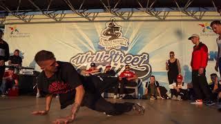 Freestyle Kingz vs Bielskill - Finał 3vs3 na Wall Street Battle