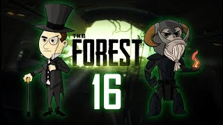THE FOREST #16 : We're Under Attack!