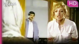 Yosma - Sırtıma Yapıştınız, Sülük Gibi Emiyorsunuz   Romantik Türk Filmi