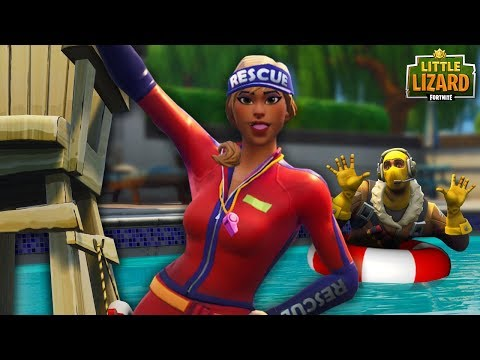 THIS GIRL SAVED RAPTOR'S LIFE!! - *SEASON 5* Fortnite Short Film: THIS GIRL SAVED RAPTOR'S LIFE!!  - *SEASON 5* Fortnite Short Film  +LITTLE LIZARD BONUS : http://bit.ly/LittleLizardBonusYT  +LITTLE LIZARD MAIN : http://bit.ly/LittleLizardSubscribe  +GET MERCH : https://www.littleclubmerch.com/fortnite  +INSTAGRAM : https://www.instagram.com/ryan_littlelizard  Here we go for another instalment of the Fortnite series with Season just around the corner! BE sure to subscribe for much more amazing content!  SUBSCRIBE HERE : http://bit.ly/LittleLizardRaptor