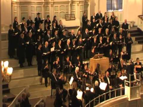 Chor St. Michaelis Hamburg - Ach Herr, lass dein lieb Engelein