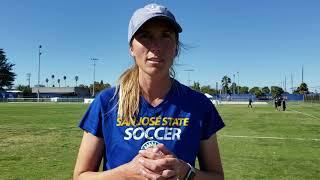 Women's Soccer Postgame vs. Nevada, 10/20/19