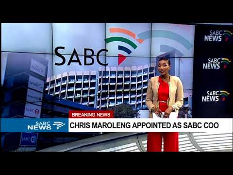BREAKING NEWS: Chris Maroleng appointed as SABC COO
