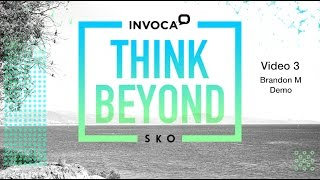 Invoca Kickoff 2017   Video 03