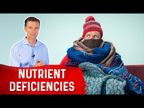 5 Reasons for Cold Intolerance