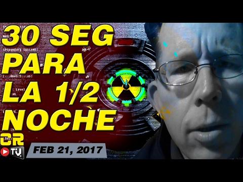 30 SEGUNDOS PARA LA 1/2 NOCHE   ALEX BACKMAN - FEB 21 2017