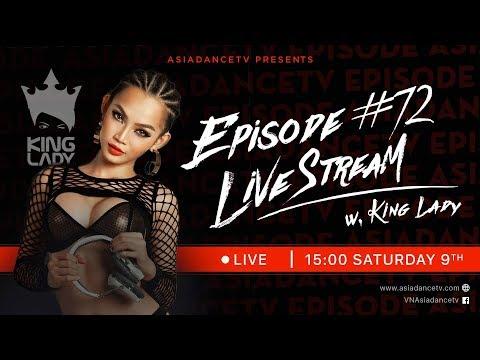 Asia Dance TV - Episode 72: DJ King Lady