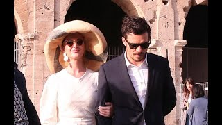 Katy Perry & Orlando BloomLiebes-Comeback beim Papst!