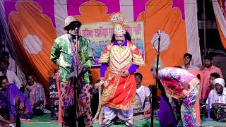 इज्जत के लुटेरे डाकू सुल्तान सिंह पार्ट 1महिमा संगीत पार्टी चैनपुर भगवंत नगर #नौटंकी #नाच