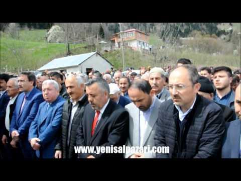 İzzet Demirci'nin cenazesi Simenli'de toprağa verildi