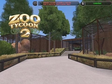 ZT2 Australia Zoo #6: The Australia House