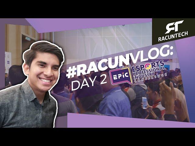 JUMPA YB! - EPIC Perak 2019 - Day 2 #RacunVlog