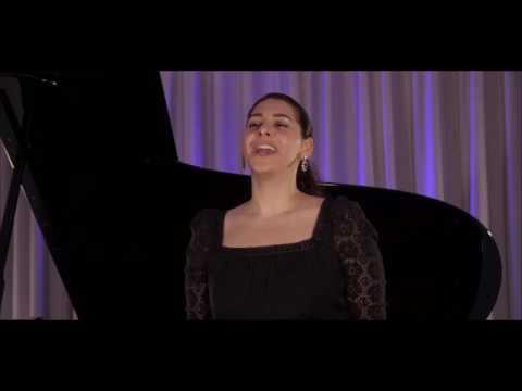 Bella Adamova & Michael Gees - G. Mahler 'Ich bin der Welt abhanden gekommen' & A. Blok Extempore