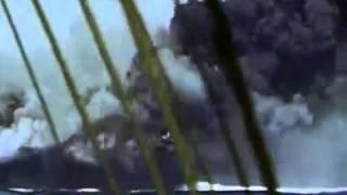Атаки японских камикадзе на американские корабли