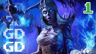 Neverwinter Gameplay Part 1 - Shipwrecked - Let's Play Series