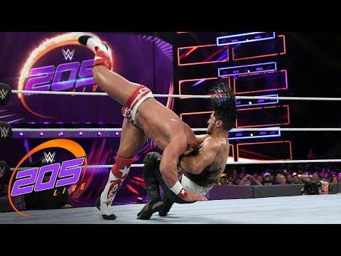 Mustafa Ali vs. Tony Nese: WWE 205 Live, Oct. 31, 2018