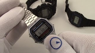Discount Watches For Less Than The Price Of Lunch: Casio F-91W to G-Shock