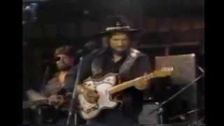 Waylon Jennings Live at Mr Luckys`s 1980