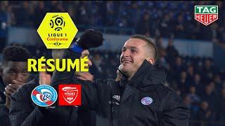 RC Strasbourg Alsace - Nîmes Olympique ( 4-1 ) - Résumé - (RCSA - NIMES) / 2019-20