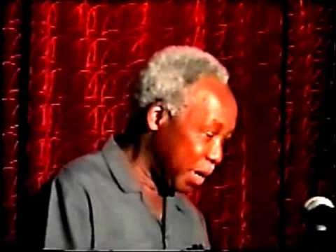 Nyerere's Meeting With Tanzania Press Club 1995 Part 4 of 10