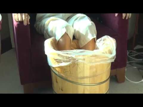 Chinese medicine foot bath