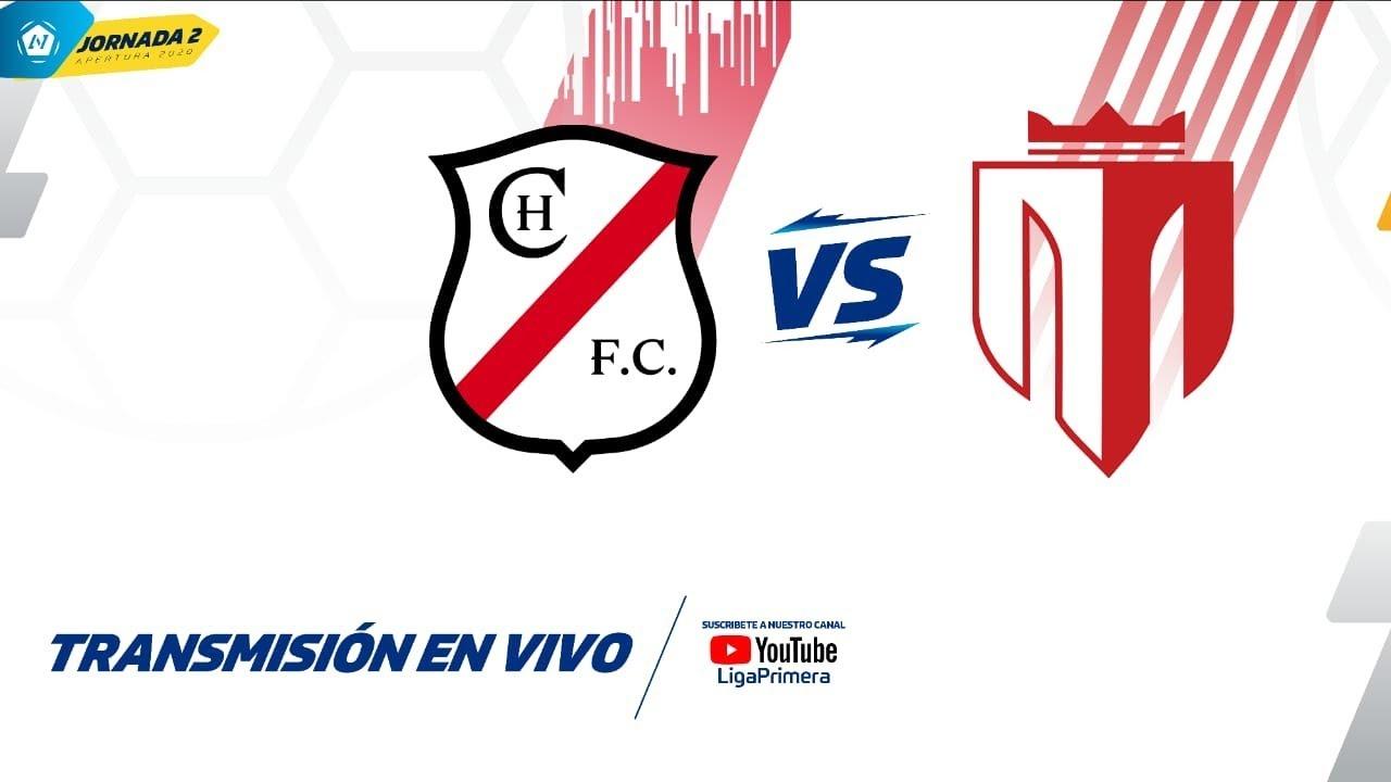 [ EN VIVO ] Chinandega FC vs Real Estelí FC / Jornada 2