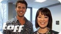 "taff-Moderatorin Nela backstage bei ""The Voice Kids 2014"" | taff"