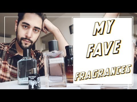 My Favourite Fragrances - Fragrance / Cologne Review (Budget/ Drugstore + High End) ✖ James Welsh