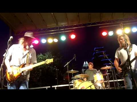 "James Mcmurtry  ""Bayou Tortous""  SXSW 2014 Austin American Statesman stage fri. march 14 2014"