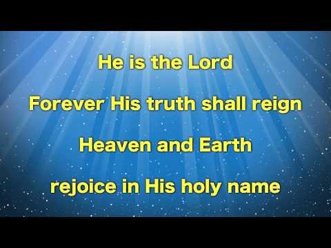 He Is Exalted, Instrumental, No Vocals