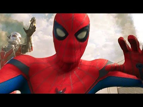 SPIDER MAN׃ HOMECOMING - International Trailer #3 (2017) Tom Holland, Robert Downey Jr. Movie HD