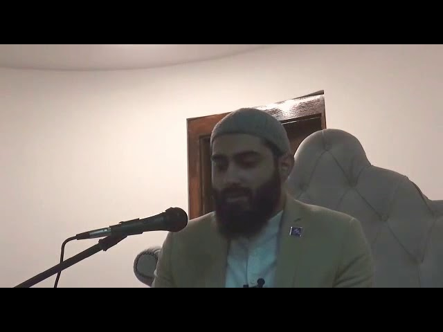 Understanding the Quran | Moulana Asif Ali