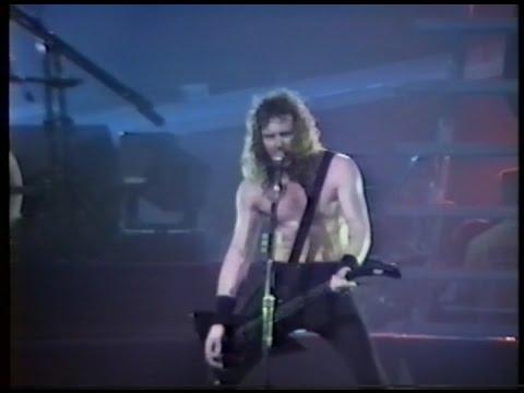 Metallica - Live in Miami, FL, USA (1992) [Full show]