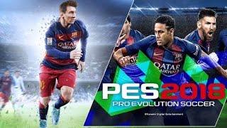 مقارنة بين Pes 2018 و FIFA 16 للاندرويد مع روابط التحميل Video