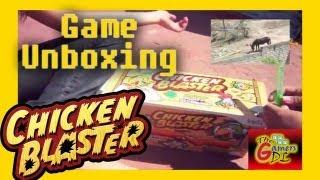 Chicken Blaster | [UNBOXING -  Nintendo Wii]