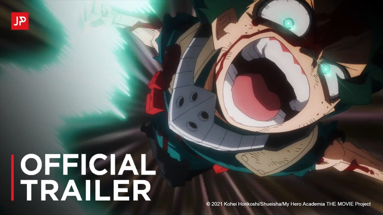 My Hero Academia MOVIE 3: World Heroes' Mission - Official Trailer | English Sub