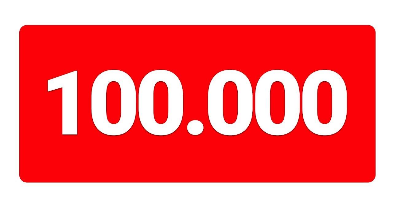 VÍDEO COMEMORATIVO DE 100.000 INSCRITOS!!!
