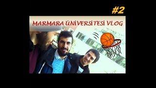 Marmara Un Vers Tes 39 Nde Okumak Omer Halisdemir Spor Salonu Vlog 2