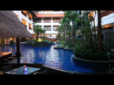 HOLIDAY INN RESORT BALI BENOA OVERVIEW