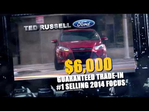 Ted Russell Ford Summer Special on 2014 Focus