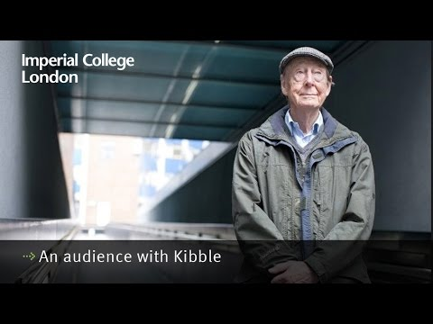 An audience with Kibble