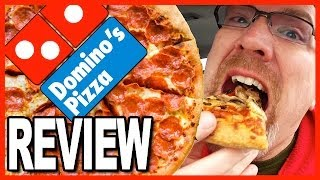 Domino's Pizza Review