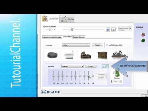 PC Lautstärke VERDOPPELN Tutorial [HD] - TutorialChannel