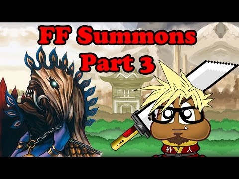 What IS FFX's Anima? The Greek/Roman Summons! - Game Exchange
