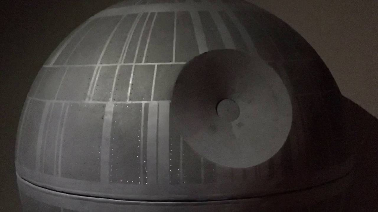 Star Wars Rogue One Death Star Prop Model Replica Handmade 50cm
